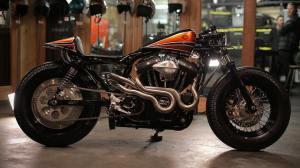 Harley Café Racer