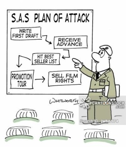 S.A.S. Plan of Attack