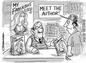 'Meet the Author!'