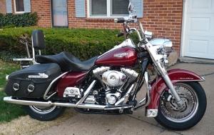 2001 Harley Road King