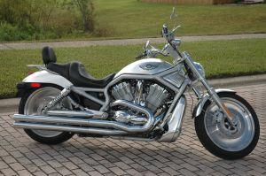 2003 Harley V-Rod I bought in 2011.