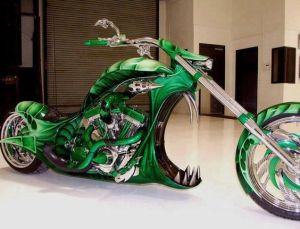 One of the best custom Harleys I have ever seen!