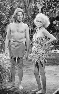 The original Tarzan and Jane!