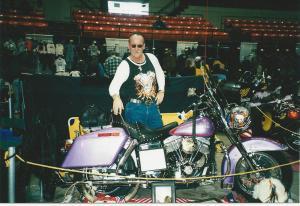1975 Harley-Davidson: First Harley in 1996.