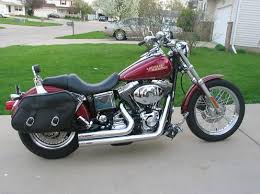 2005 Harley Low Rider: Second new bike.